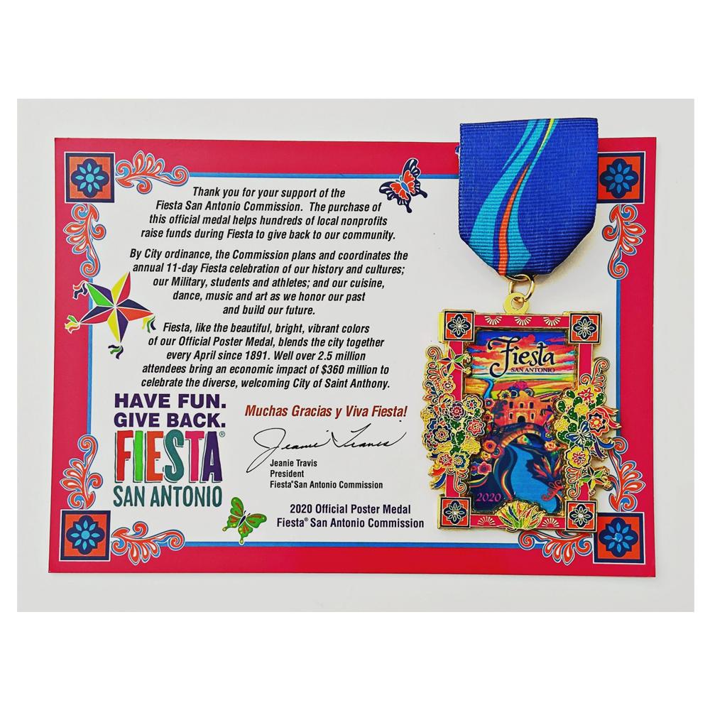 Poster Medal 2020