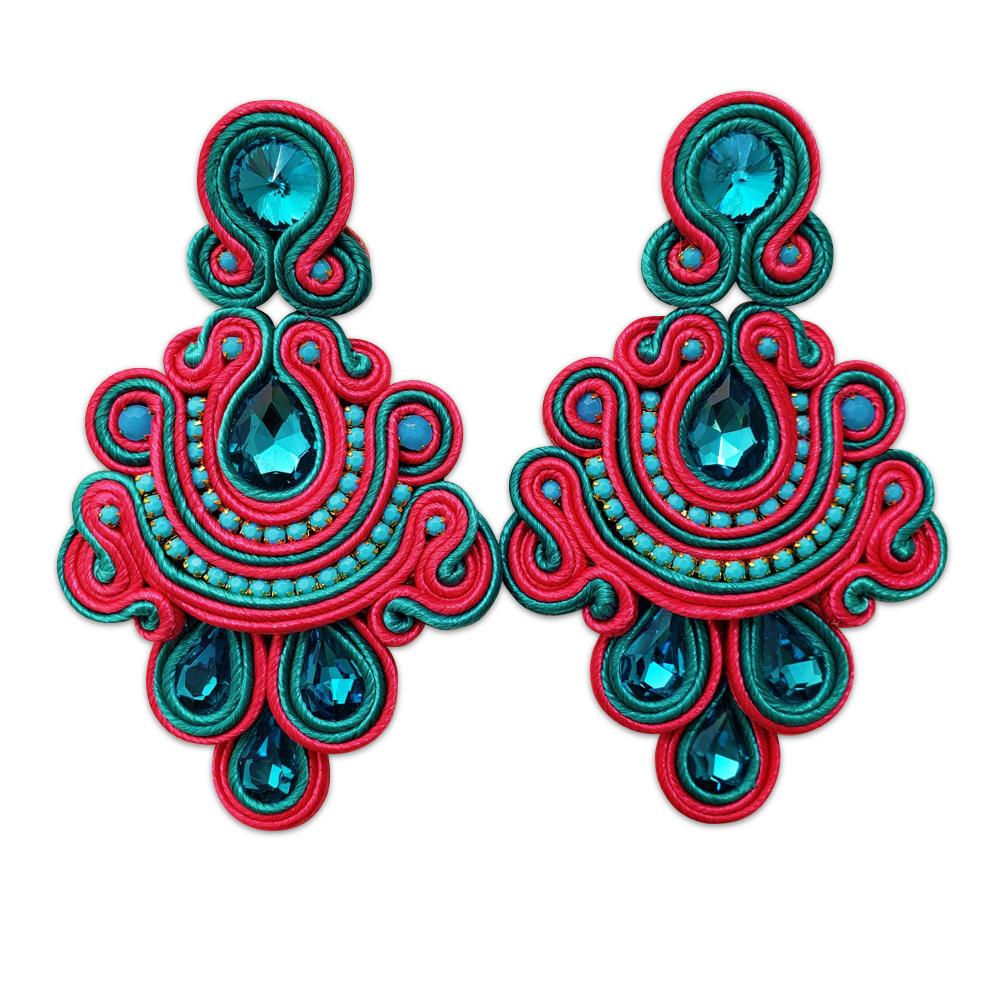 Statement Fuschia-Turqouise-20-Treasure Jewels