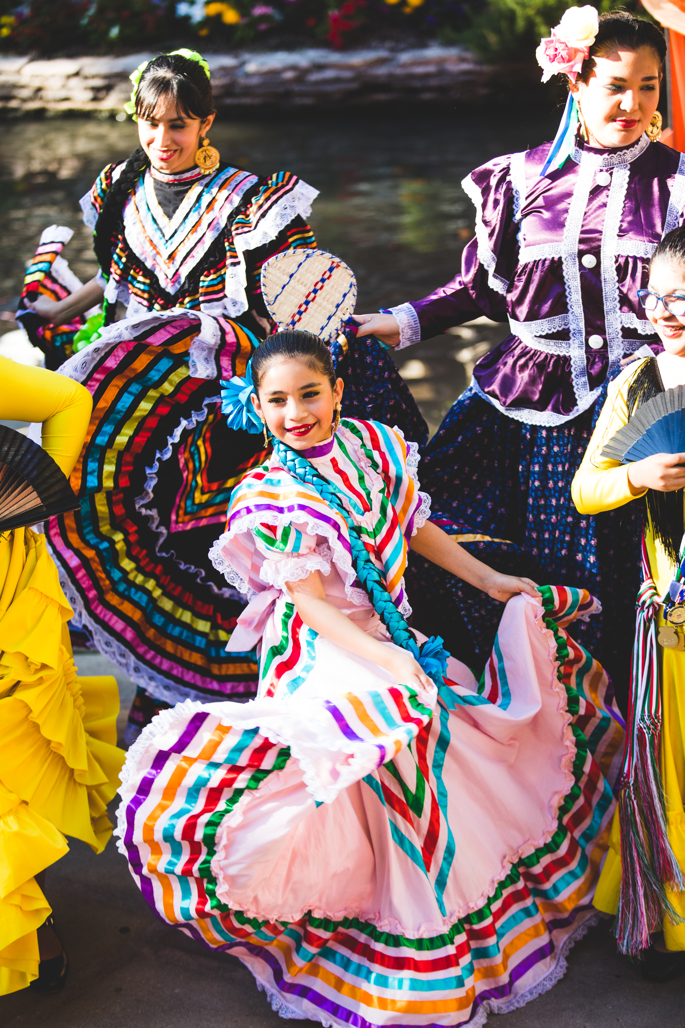 """""""Because of Fiesta"""" Fundraising Campaign Hosted by Fiesta® San Antonio"""